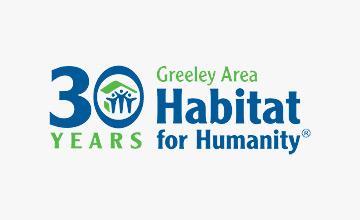 Greeley Area Habitat for Humanity logo